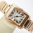 Cartier TANK ANGLAISE 18K ROSEGOLD