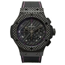Χίμπλοτ (Hublot) Big Bang Womanity Chronograph Carbon