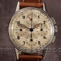 Universal Genève Dato-compax Ref. 22325 Vintage 1940`s Steel...