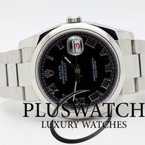 Rolex Datejust 116200 36MM  Black Dial Oyster Ser Z 2007 3022