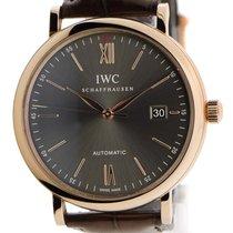 IWC Portofino Automatic 18k Gold IW356511