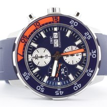 IWC Schaffhausen Aquatimer Chronograph Full Set