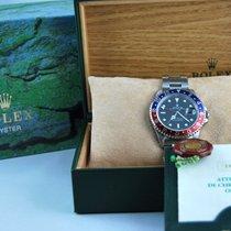 Rolex GMT MASTER 16700, pepsi