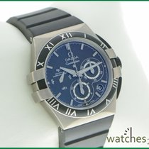 Omega Constellation Mission HIll co Axial