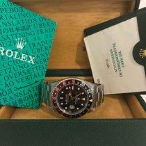 Rolex GMT-Master II SEL B&P