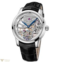 Ulysse Nardin Skeleton Tourbillon Manufacture Platinum Man`s...