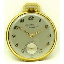 Patek Philippe | 18 Kt Yellow Gold Pocket Watch, Retailed For...
