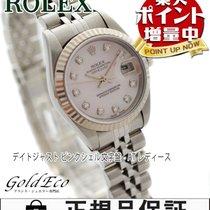 롤렉스 (Rolex) 【新品仕上げ済】ROLEX【ロレックス】 デイトジャスト Ref.69174NG レディース腕時計【...