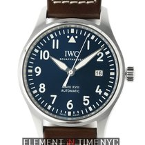 IWC Pilot Collection Mark XVIII Le Petit Prince Edition Steel...