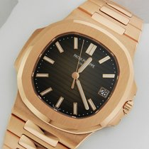 Patek Philippe Nautilus Watch 5711/1R-001 Rose Gold UNWORN Box