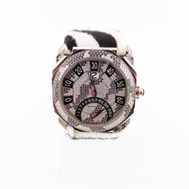 Gérald Genta Octo Biretro Zebra Limited -womens watch
