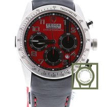 Tudor Fastrider Ducati Chronograph Red Dial 42mm NEW