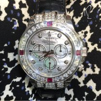Rolex Daytona Cosmograph with Diamonds & Rubis Very Rare