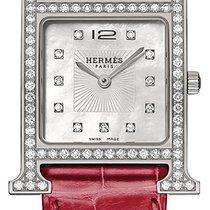 Hermès H Hour Quartz Medium MM 036817WW00