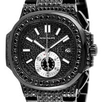 パテック・フィリップ (Patek Philippe) Patek Philippe Nautilus 5980 Black...