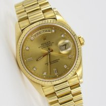 Rolex Day-Date President Double Quick Gelbgold original...