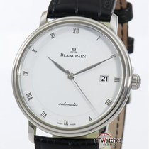 Blancpain Villeret Ultra Slim Automatic Box Papers 38 Mm
