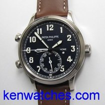 Patek Philippe Calatrava Pilot Travel Time 5524G-001