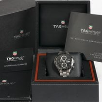 TAG Heuer Carrera Cal 16 CV2010-2 Full set Box & Papers