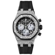 Audemars Piguet Offshore Lady 37mm White Gold with Diamonds