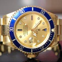Rolex Submariner Date Gelbgold Sultan
