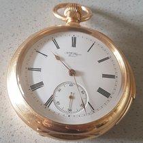 15 H.R. Ekegren, Geneva – chronometer – minute repetition –...