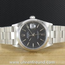Rolex Oyster Perpetual Date 15200 from 1999, Box, Papers