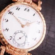 Patek Philippe Marriage Watch 14k Rose Gold c. 1909
