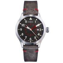 Davosa Swiss Neoteric Pilot 16156556 Men Wrist Watch Brown...