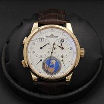 Jaeger-LeCoultre Doumètre Travel Time Q6062520 Rose Gold
