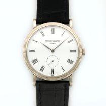 Patek Philippe White Gold Calatrava Watch Ref. 5119G