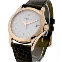 Patek Philippe 5107R 5107 Rose Gold Calatrava - Ref No. 5107R...