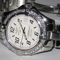 Breitling Colt Oceane Steel Automatic Diamonds