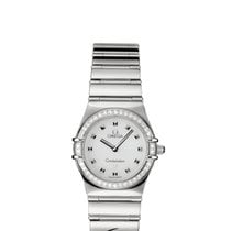 Omega Constellation My Choice White Dial G