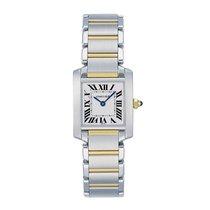 Cartier Tank Francaise Quartz Ladies Watch Ref W51007Q4