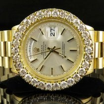 Rolex 18K Mens Yellow Gold Rolex Presidential Day-Date 36MM...