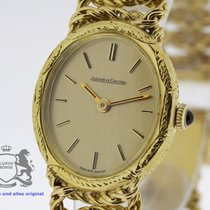 Jaeger-LeCoultre solid 18K Yellow Gold Ladies Cal. 313/2