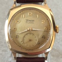 Timor 9ct Gold dress watch
