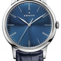 Zenith Elite 6150 Blue Dial