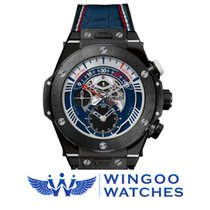 Hublot - Big Bang Unico Retrograde UEFA Euro 2016 Limited E...