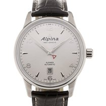 Alpina Alpiner 42 Date Silver Dial
