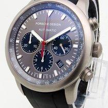 """Porsche Design """"Dashboard Chronograph"""" Watch -..."""