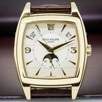 Patek Philippe 5135J-001 Gondolo Calendario Cream Dial 18K...