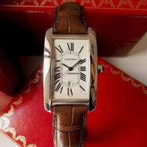 Cartier Tank Americaine White Gold W2603256 1741