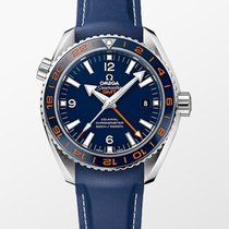 Omega Seamaster Planet Ocean 600 M Omega Co-Axial  43.5 mm