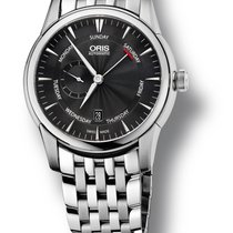Oris Artelier Small Second Pointer Date 01 745 7666 4054-07 8 23