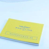 Breitling Anleitung Manual Suerocean 42