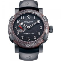 Romain Jerome Titanic–DNA Oxy Black T-OXY III