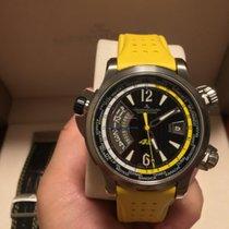 예거 르쿨트르 (Jaeger-LeCoultre) Master World Alarm (Valentino Rossi...