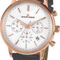 Jacques Lemans Nostalgie N-209K Herrenchronograph Klassisch...